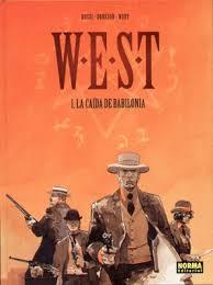 QUE COMIC ESTAS LEYENDO? - Página 9 West10