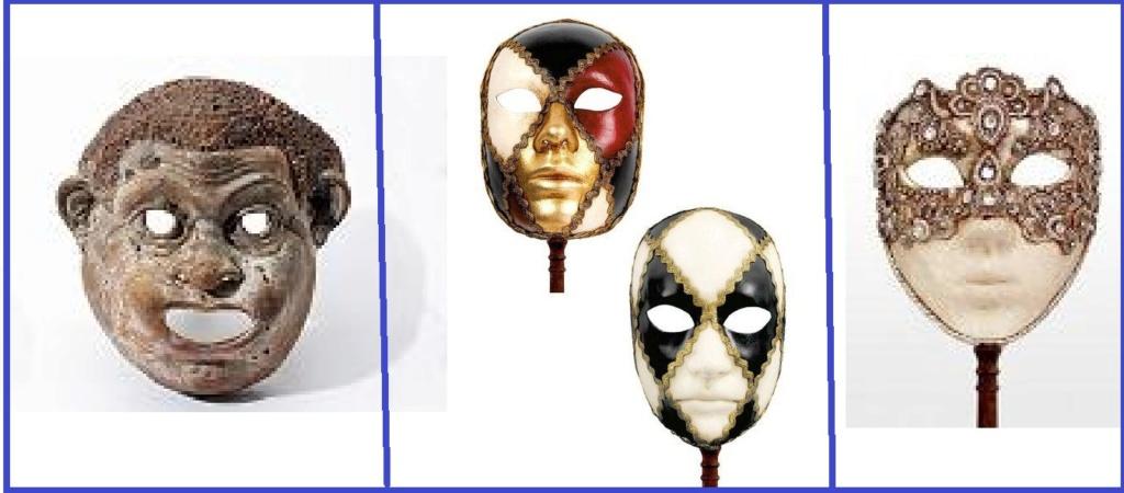 TRINITÄT oder UNITAS Masken12