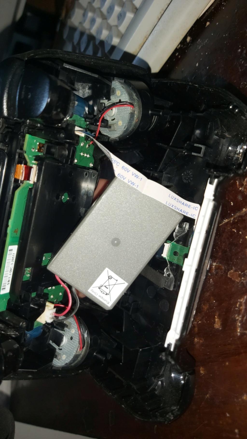 reparacion,limpieza,MANDO PS4 Img-2024