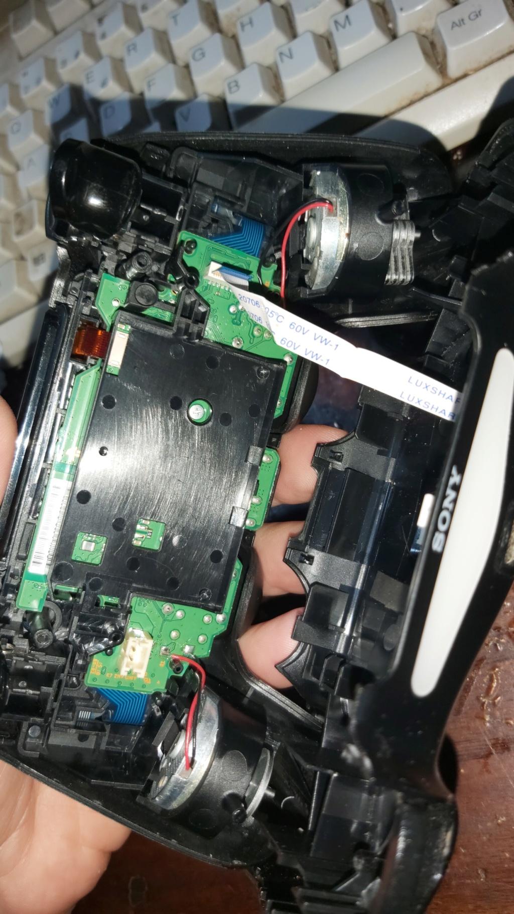 reparacion,limpieza,MANDO PS4 Img-2025
