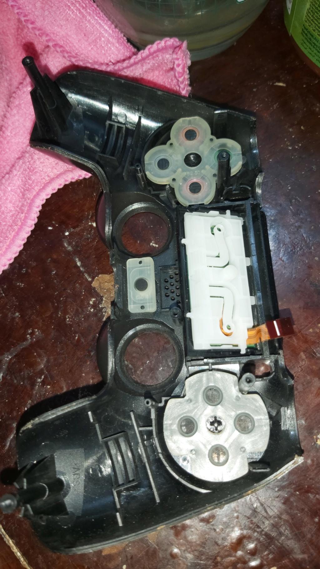 reparacion,limpieza,MANDO PS4 Img-2026