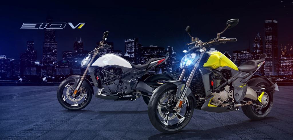 310 V / V1 Cruiser Bike (8/2019-    ) 210
