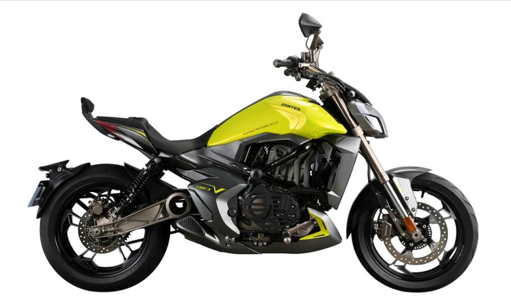 310 V / V1 Cruiser Bike (8/2019-    ) V31010