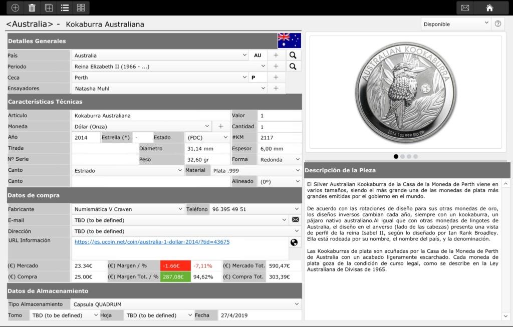 APP Numismatica IPad / Mac/ IPhone  60d48610