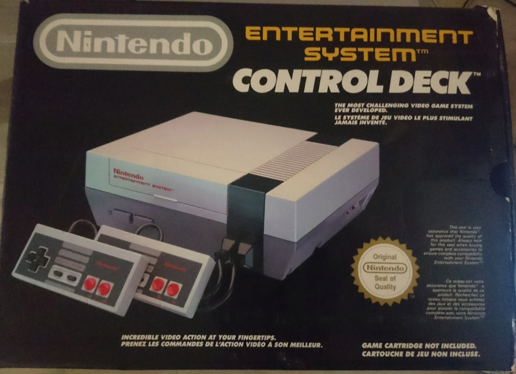 [ACH] Console NES en boite _2019026