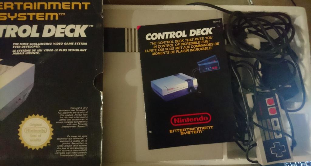[ACH] Console NES en boite _2019027