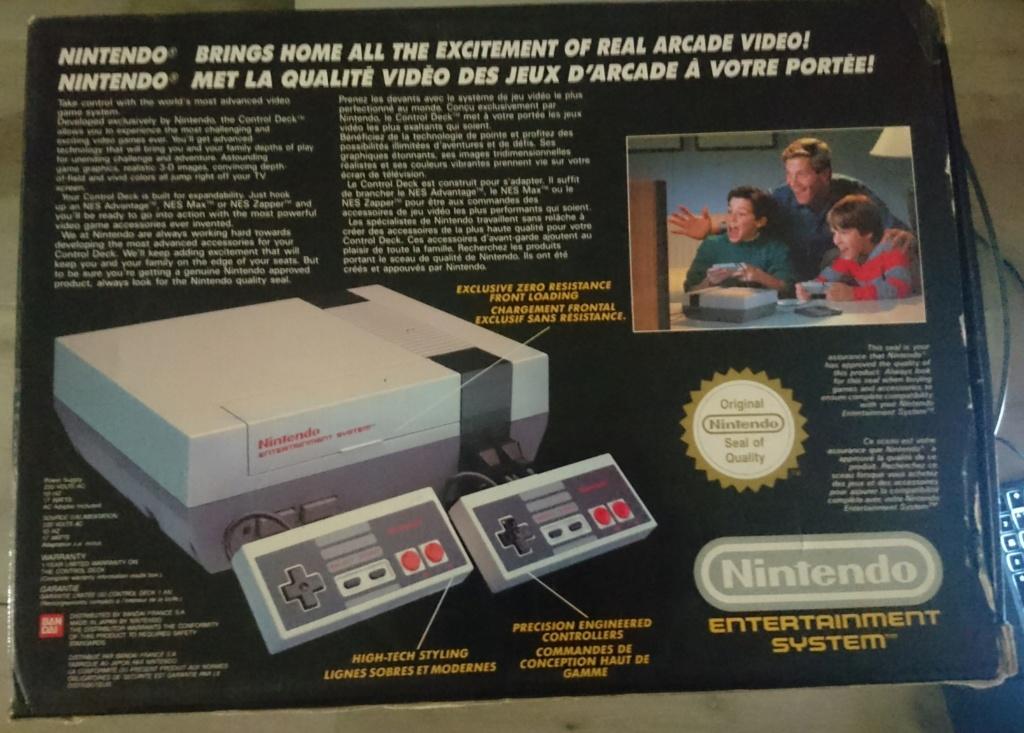 [ACH] Console NES en boite _2019028