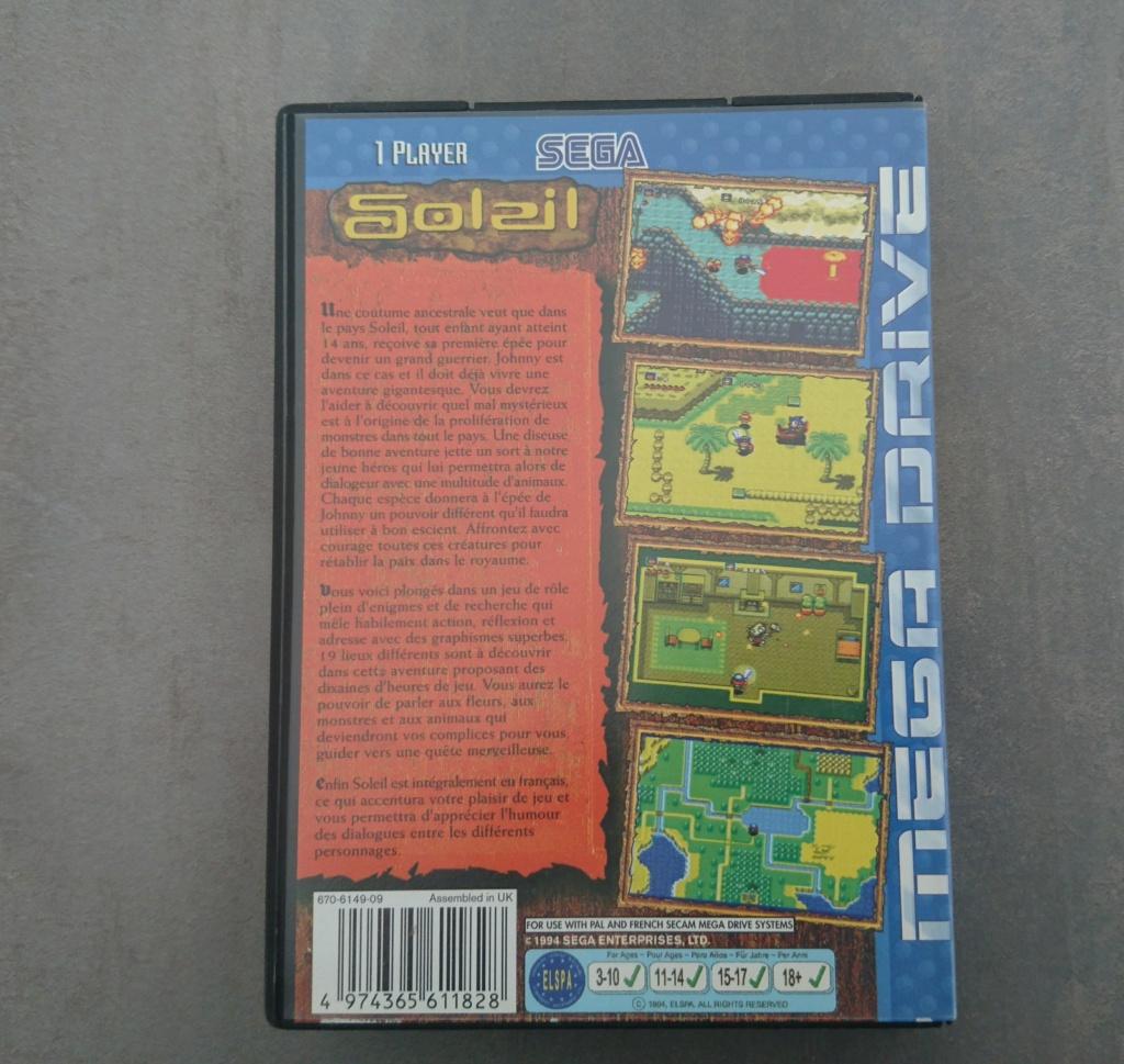 Mes ventes Sega ! Jeux megadrive ! _2020070