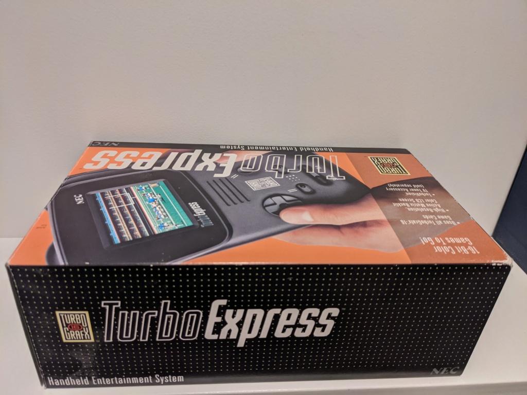 Estim turboexpress neuve / Sega Nomad neuve / Sonic Blastman 2 comme neuf juste ouvert Pxl_2011
