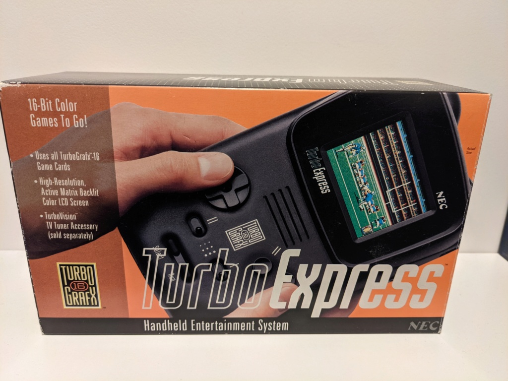 Estim turboexpress neuve / Sega Nomad neuve / Sonic Blastman 2 comme neuf juste ouvert Pxl_2012