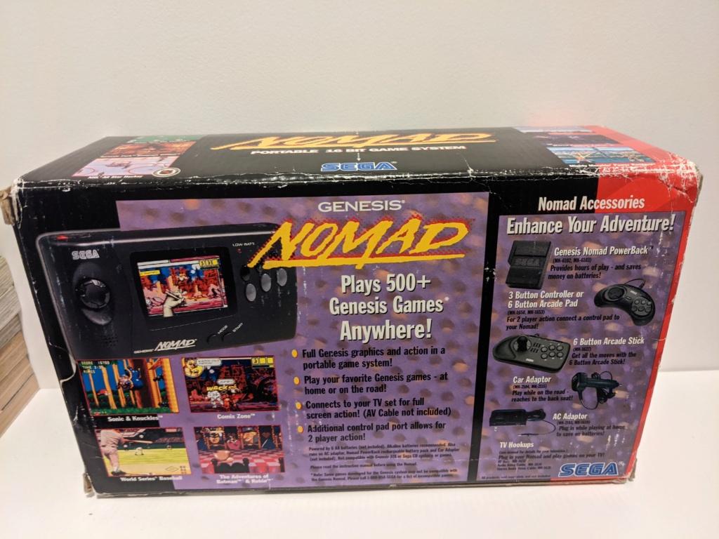 Estim turboexpress neuve / Sega Nomad neuve / Sonic Blastman 2 comme neuf juste ouvert Pxl_2014