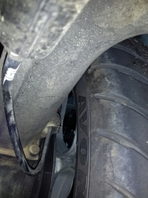 Rear brake hose routing options? 20200211