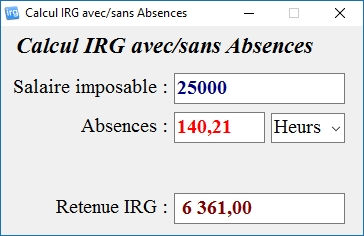 برنامج لحساب الراتب بالعكس Calcul Paie Inversée Irg11110