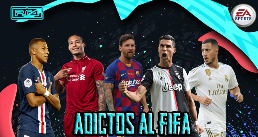 ADICTOS AL FIFA