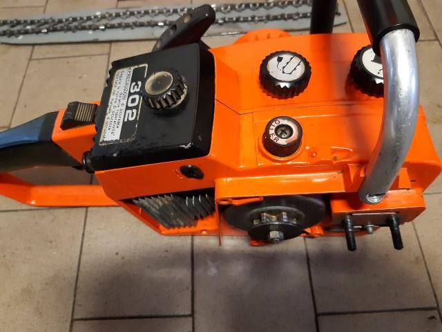 Montaggio pompa olio Echo CS 302 20200126
