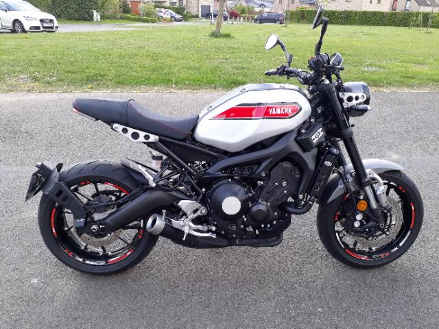 Photos de toutes les Yamaha XSR 900 du forum ! :) - Page 2 20200415