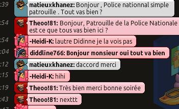 [P.N] Rapports de Patrouille de Theoo!81 Patrou11