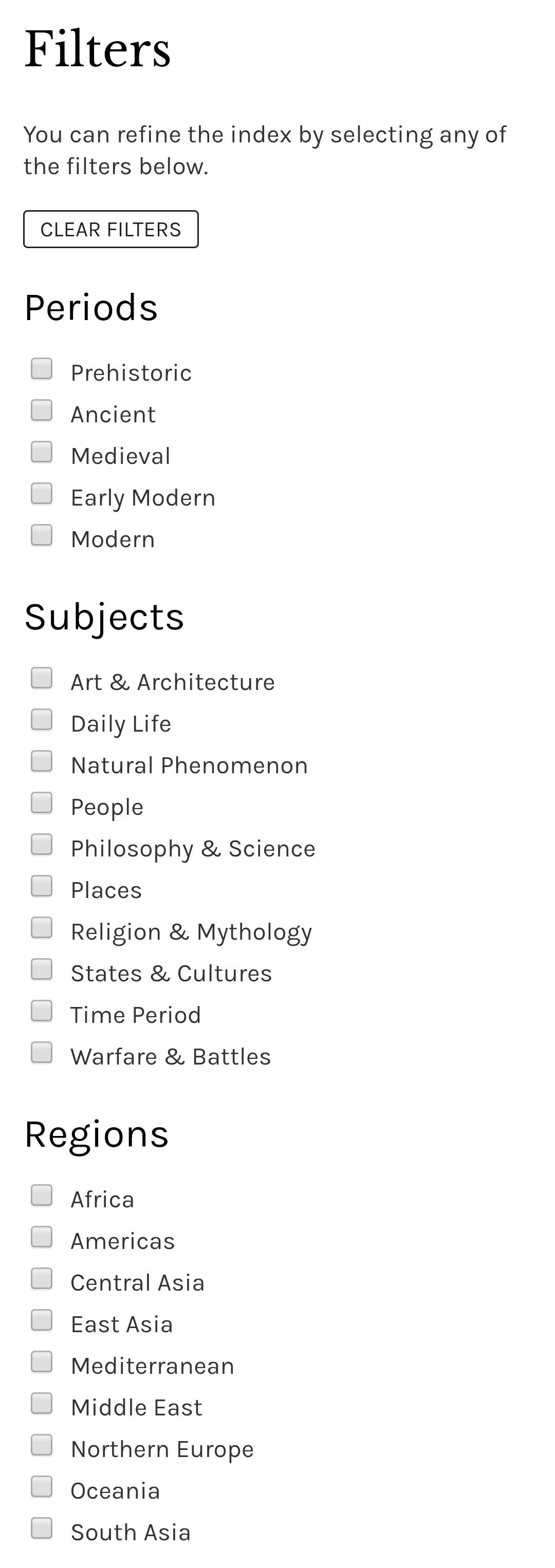 [Ressources] Encyclopédies et bases de données Screen13