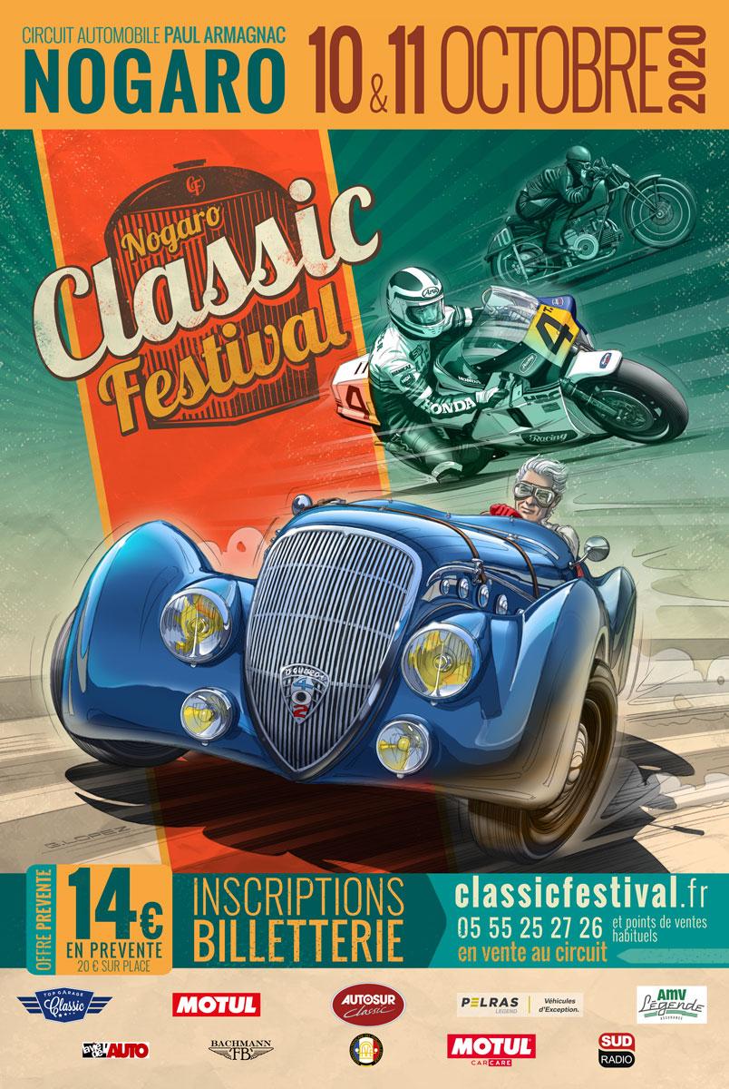 Classic festival nogaro 10 et 11 octobre 40210