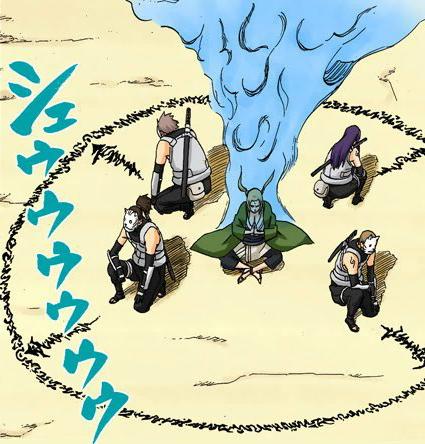 Quais membros da Akatsuki a Tsunade conseguiria derrotar? - Página 4 Katsuy11