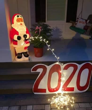 Merry Christmas All Santal10