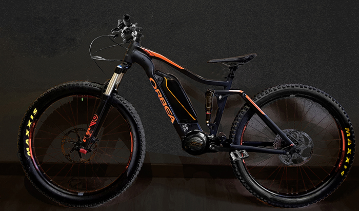 BAFANG ULTRA MAX G510- Orbea710