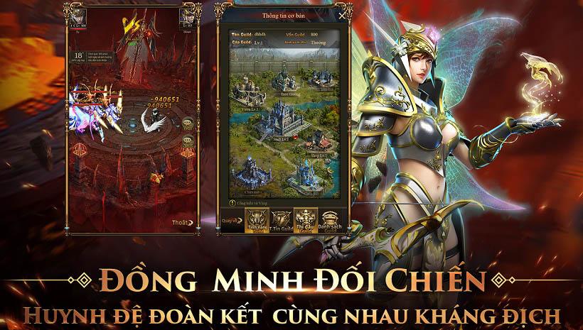 MU Thiên Sứ - 8h 07/3/2021 - Khai mở s3 Cự Giải - Free 100.000 Kim Cương + VIP 6 Game-f12