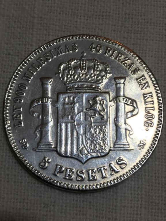 duro 5 pesetas 1871 66c40210