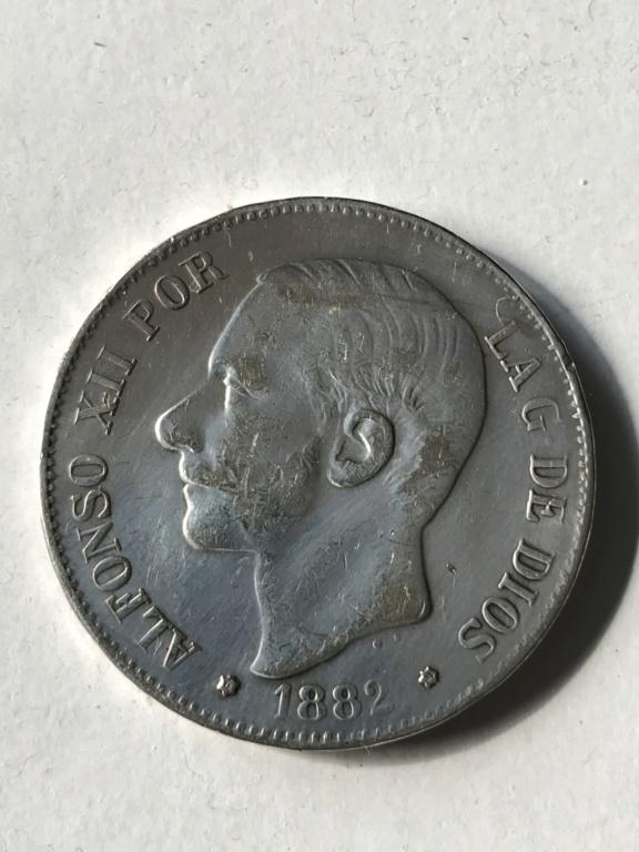 duro 5 pesetas 1871 D2885d10