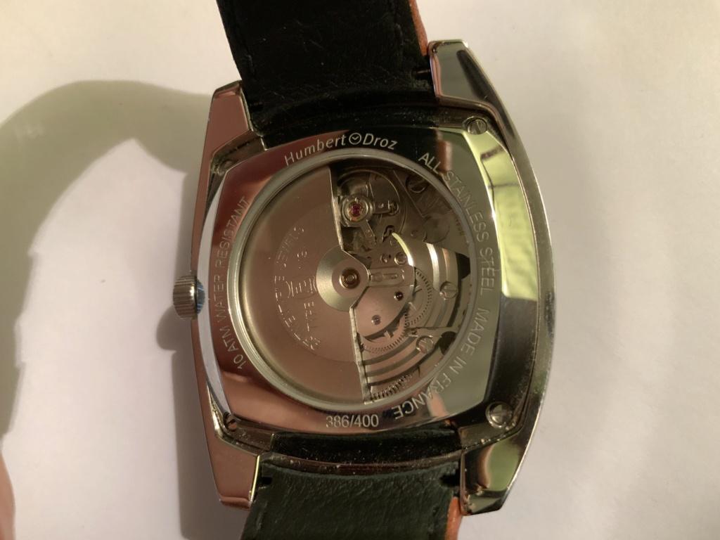montre néo rétro HD4 75a5f410