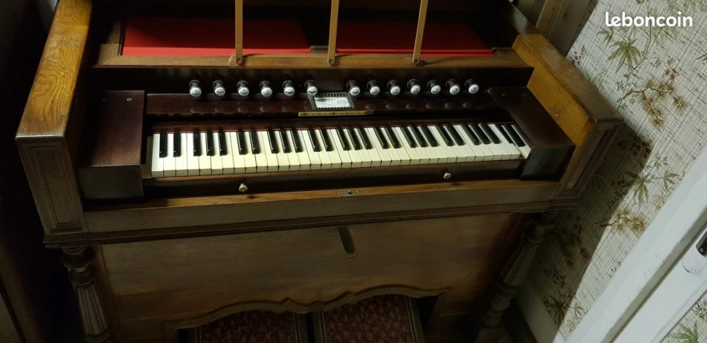 BAUDET harmonium a vendre Baudet11