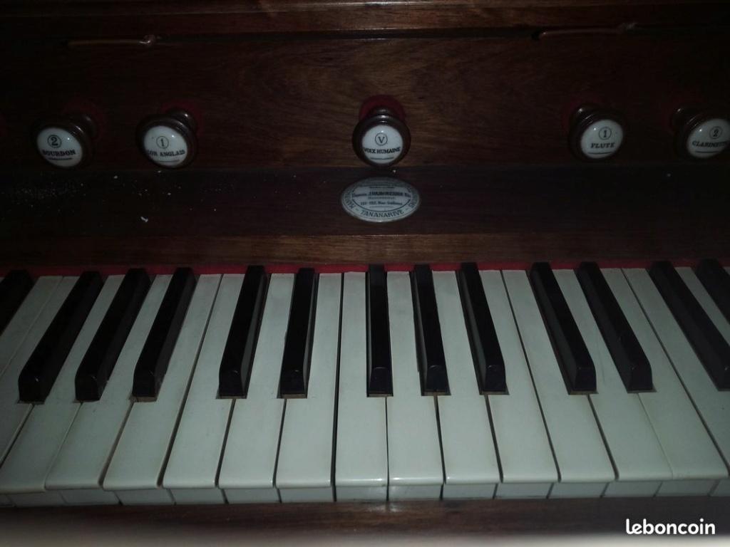 Harmonium de Rajaobelina Fils, Tananarive Jrg-7711