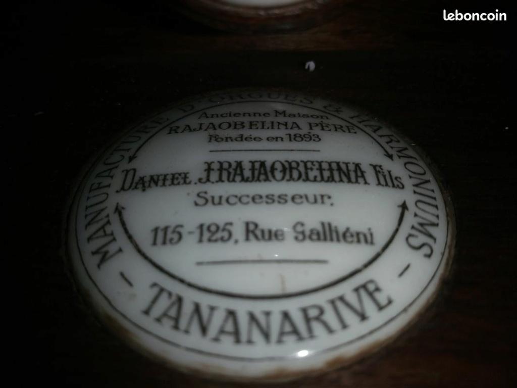 Harmonium de Rajaobelina Fils, Tananarive Jrg-7712