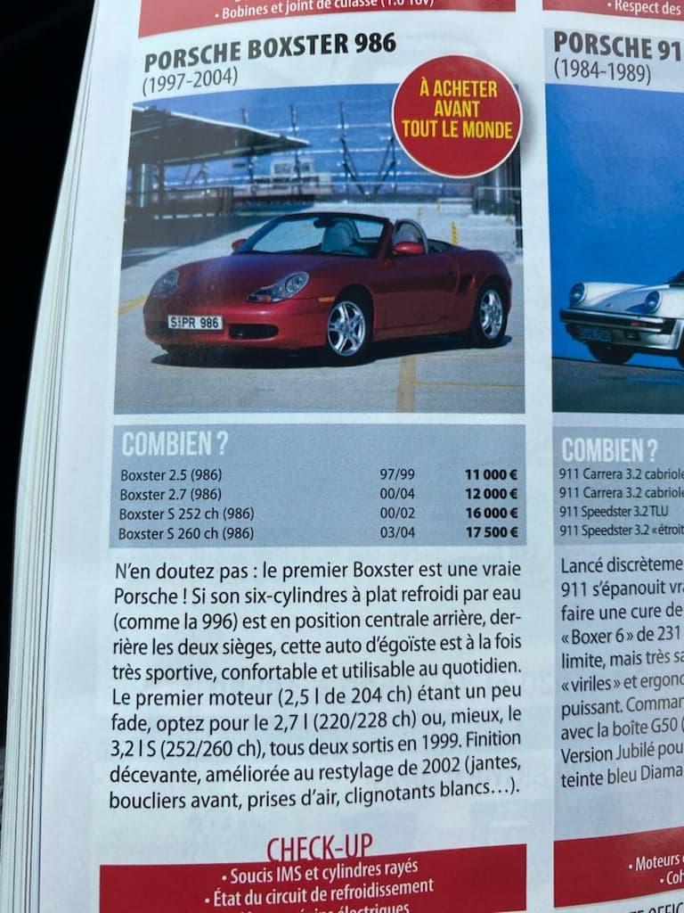 Argus Porsche 986 Argus10