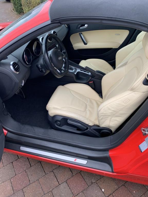 Présentation de mon Audi tt  701b6d10