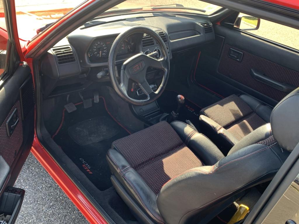 [13] 205 GTI 1L9 122cv - AM93 - Rouge Vallelunga 4a6fbf10
