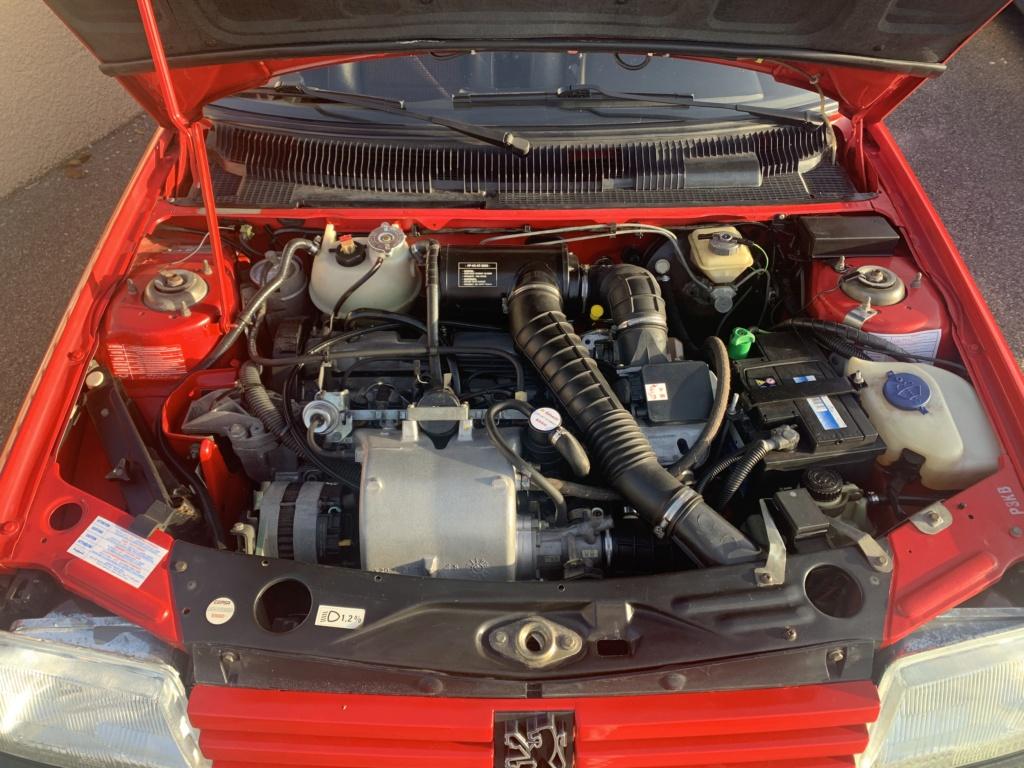 [13] 205 GTI 1L9 122cv - AM93 - Rouge Vallelunga Ab131d10