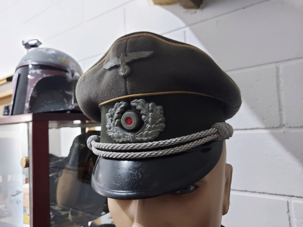 Casquette Wehrmacht  20210610