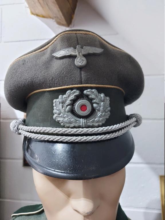 Casquette Wehrmacht  20210611