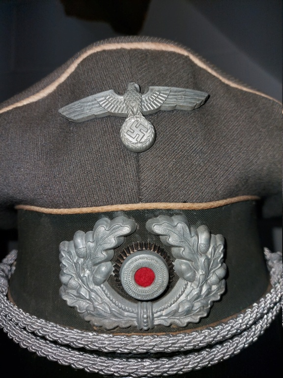 Casquette Wehrmacht  20210612