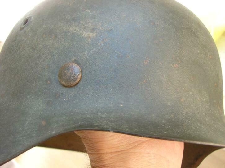 Casque RAD brun repeint insigne détouré  Image-17