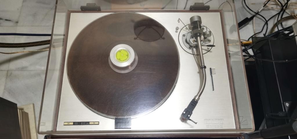 Sold Vintage Luxman TD 131 w SME 3009 Tonearm Img_2016