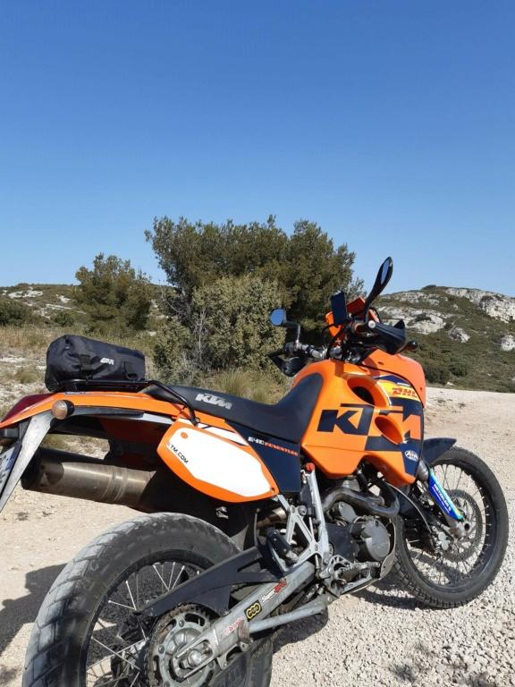 Bonjour de Provence  Ktm310