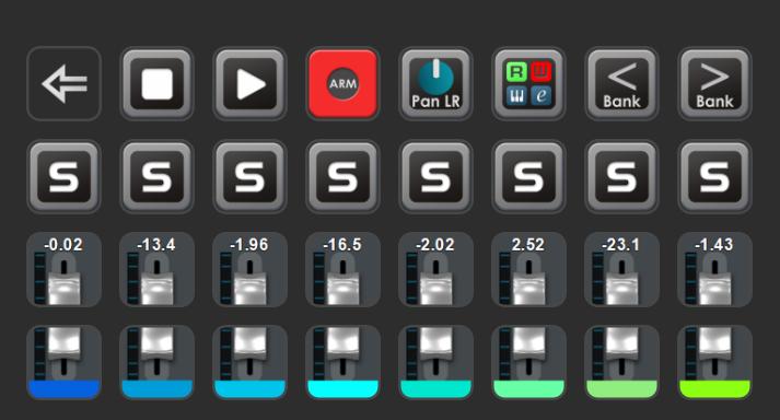 Mackie Control Screen10