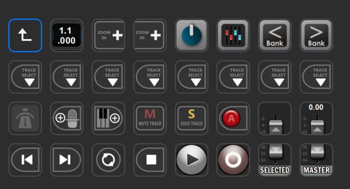 Mackie Control Screen17