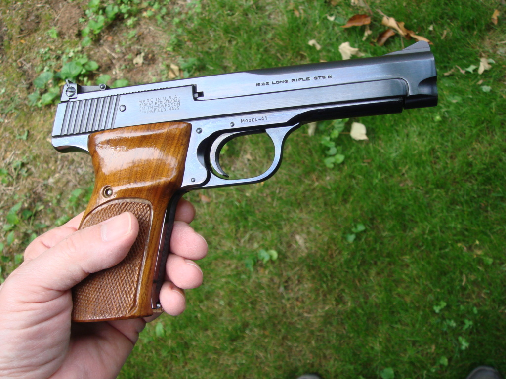 Just bought a S&W model 41. Ee724910