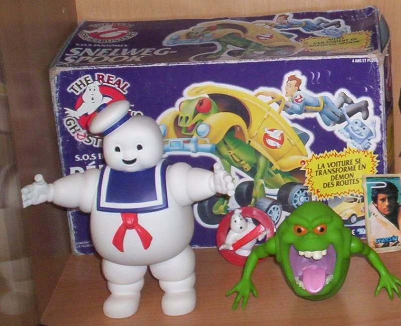 Ghostbusters - The Real Ghostbusters - Kenner - 1987 102_4837