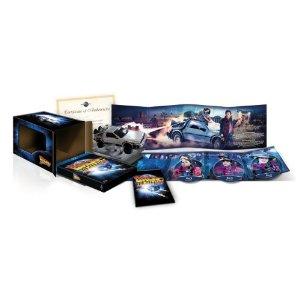 """Coffret Trilogie """"Retour vers le futur """"Blue-ray édition collector 41xz2010"""
