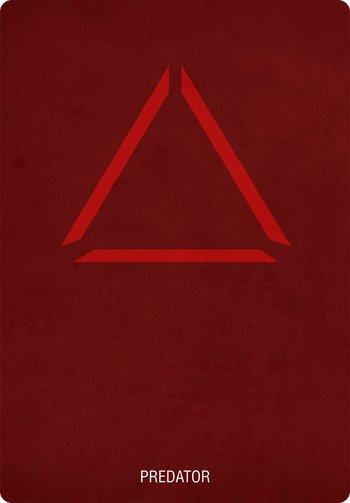 affiches de films version minimaliste Affich10