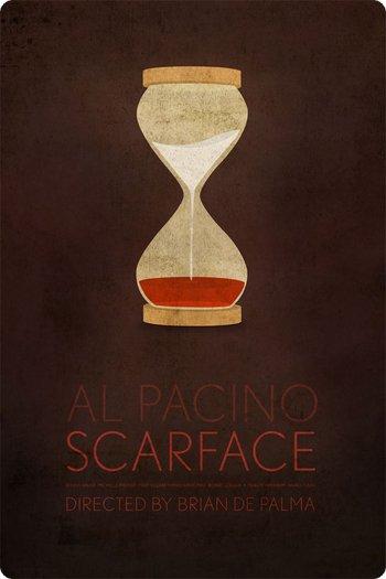 affiches de films version minimaliste Affich13